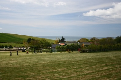 West Fleet Holiday Farm is in a beautiful rural location